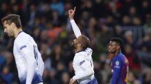 Tottenham, a octavos de 'Champions' tras empatar con Barsa