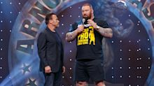 'The Mountain' from Game of Thrones picks up 1,104 pounds to set deadlift world record