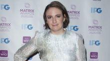 Lena Dunham sorry for defending Girls writer