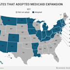 Medicaid cuts in the Senate healthcare bill are going to hit some states hard – here's who will feel it