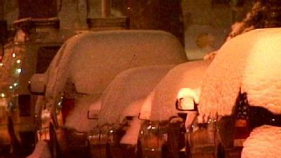 Snow Emergency Rules Go Into Effect
