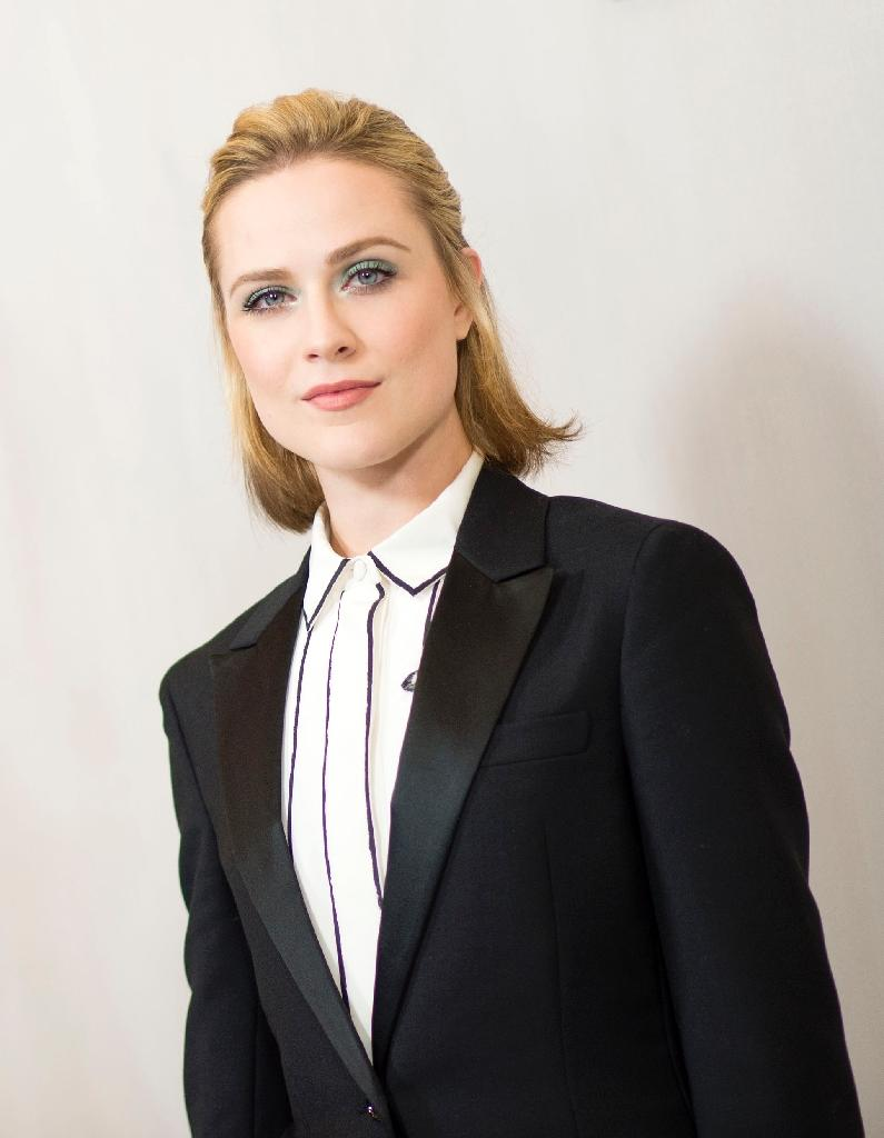 Actress Evan Rachel Wood joined the tens of thousands of people sharing experiences of sexual abuse (AFP Photo/VALERIE MACON)