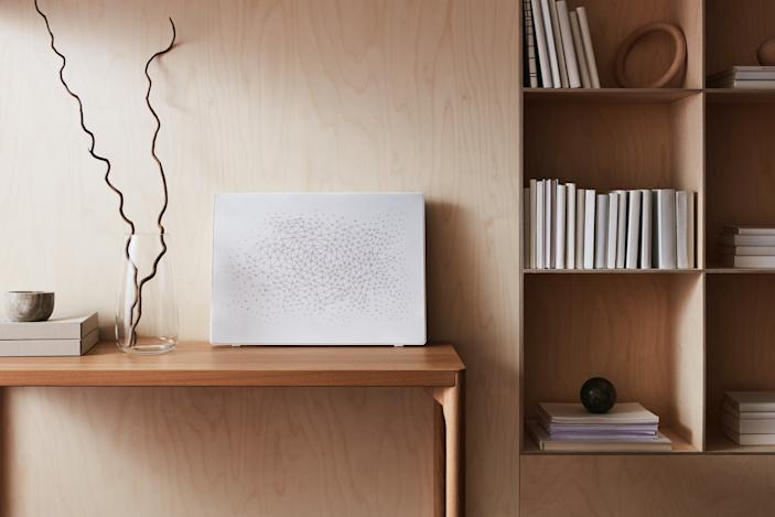 IKEA and Sonos built a speaker into a piece of wall art