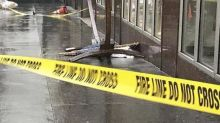 British woman seriously injured after hammock falls from New York building and lands on her head