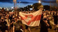Présidentielle au Bélarus: heurts entre manifestants et policiers à Minsk