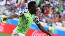 Nigeria gana 2-0 a Islandia y da vida a Argentina en el Mundial