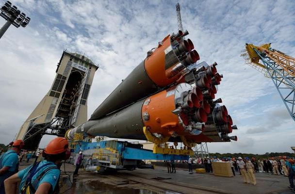 The first of Europe's new Earth-monitoring satellites launches today