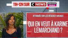 Morandini Live : Karine Le Marchand attaquée sur la Toile, Mamie Rock s'exprime