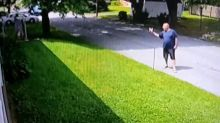 Court rules that 'gun-like hand gesture' that made neighbors nervous is a crime