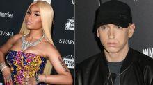 Nicki Minaj confirms she's dating Eminem