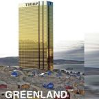 Trump globally mocked for Greenland meme tweet over hotel bankruptcy