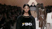 When Fendi met Fila: a new logo is born in Milan