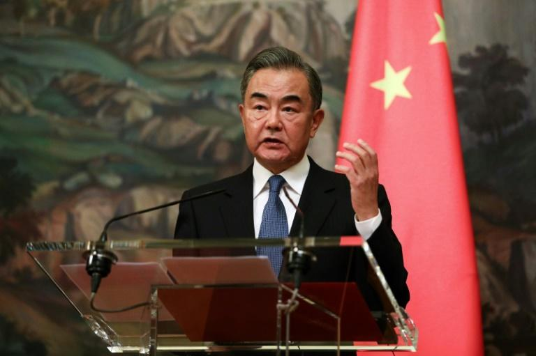 Going it alone on Covid-19 brings 'greater disaster': China foreign minister