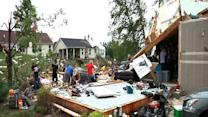 Tornadoes Cause Damage in Oklahoma and Missouri