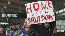 PHOTOS: Partial government shutdown continues as Congress and president fail to reach deal