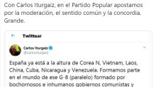 Críticas a Iturgaiz tras ser nombrado candidato a lehendakari: las redes repasan sus polémicas más sonadas