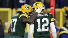 Davante Adams says that Aaron Rodgers' exit would make him reconsider his future with Packers