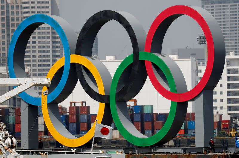 Hoping for economic boost, most Japan firms want Tokyo Olympics to go ahead: Reuters poll