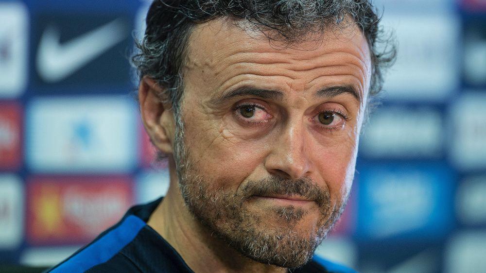 Barça, Luis Enrique promet de revenir