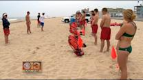 Future Lifeguards Prep For Safety In Ocean City