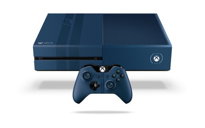 Esta Xbox One azulada edición Forza 6 te sorprenderá con sus sonidos