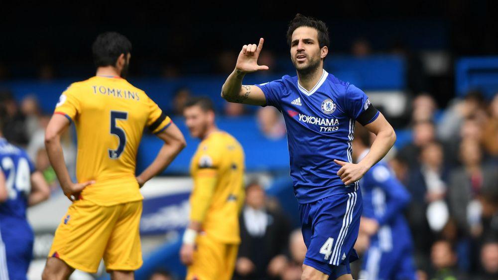 Chelsea, Fabregas n'est plus invincible en Premier League