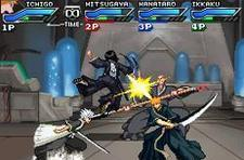 Bleach DS 2nd screens and Japanese reserve gift