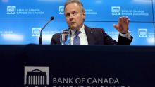 Bank of Canada could resume hikes if data proves slowdown temporary: governor