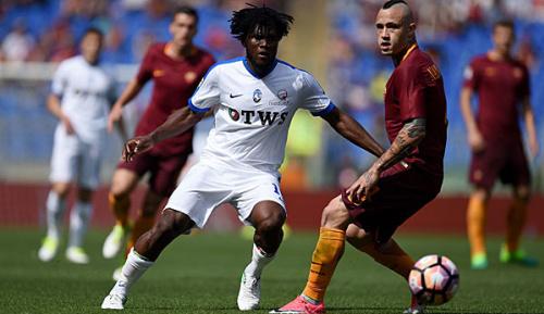 Serie A: Medien: Roma schnappt sich Kessie