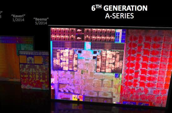 AMD's latest chips bring gaming and video chops to mainstream laptops