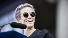 Megan Rapinoe said soccer team 'had to win' World Cup after Trump's Twitter attack