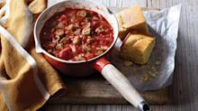 Lowcountry Okra and Tomato Soup from'Southern Soups & Stews'