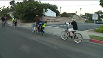 Cyclists Raise Awareness About Bike Safety