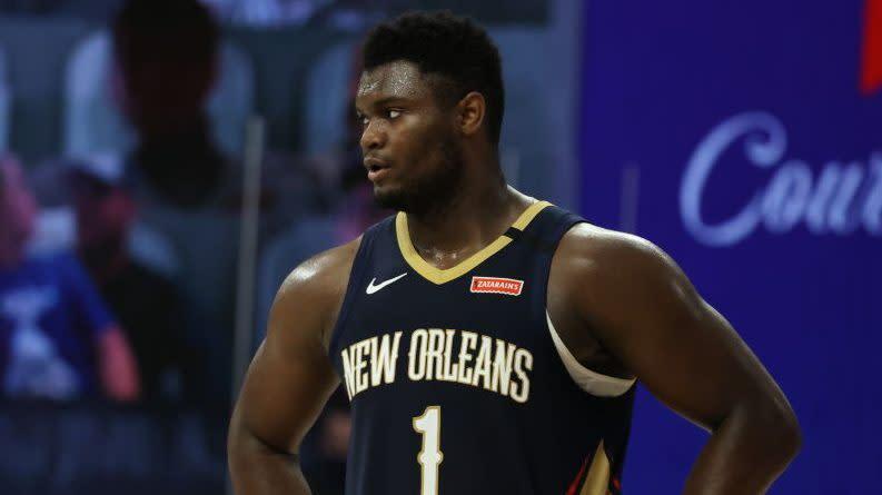 Zion Williamson, Pelicans uygulamalarına dakika kısıtlaması olmadan giriyor