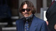 Johnny Depp renuncia a 'Animales Fantásticos 3' tras el resultado del juicio que lo tacha de maltratador