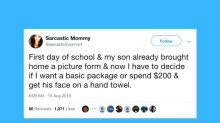 35 Hilarious Tweets That Sum Up Back-To-School Season