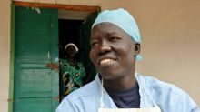 S. Sudan doctor wins UN refugee prize