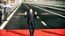 Inaugurato il sostituto del Ponte Morandi