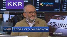 Adobe CEO: Breadth of portfolio and innovation led to our...