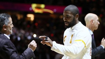 Cavs owner on Irving: 'We expect him to be in camp'