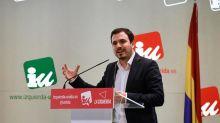 La Coordinadora Federal de IU respalda a Garzón en sus exigencias a Sánchez