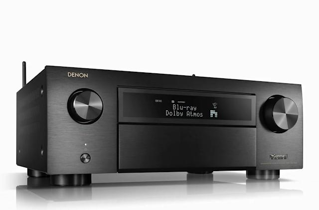 Denon, Marantz and Yamaha address 4K, 8K and 120Hz gaming issues
