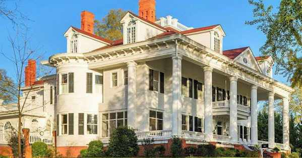 The 'Gone With the Wind' Mansion Is For Sale