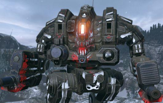 MechWarrior Online gives players control over their looks