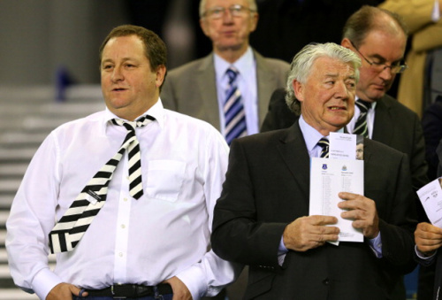 Kinnear regretted asking who the team in black and white stripes are (Getty)