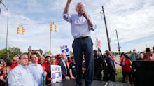 Bernie Sanders Rolls Out Plan To Reduce CEO Pay