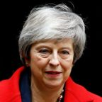 May can stay on if parliament rejects Brexit deal - Brexit minister