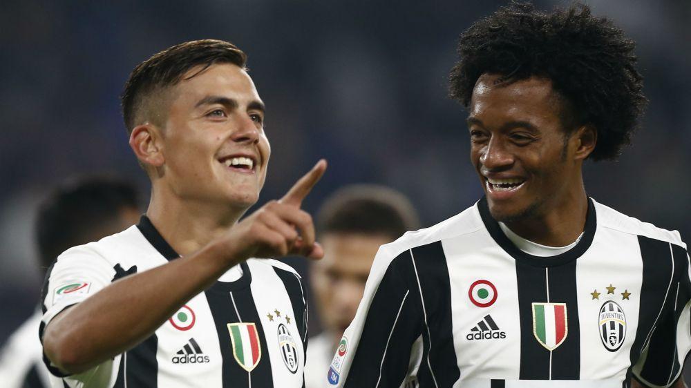 Juventus no tuvo problemas y goleó a Spal