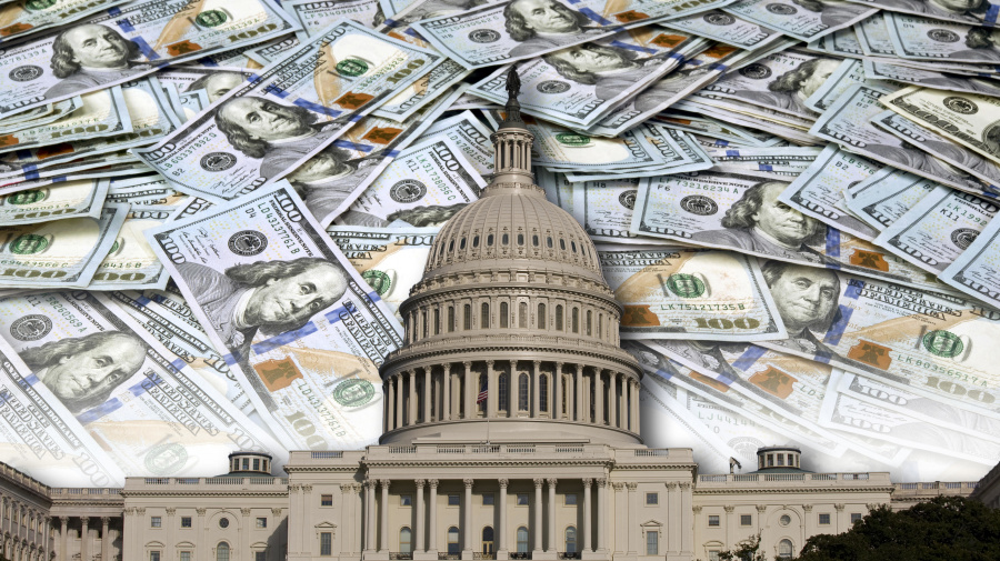 Rising deficit could put Social Security at risk