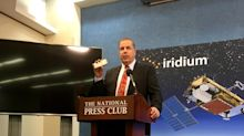 Iridium's largest customer is grabbing a smaller share of its revenue